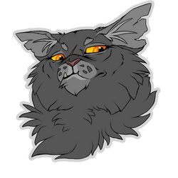 Yellowfang by Spirit-Of-Alaska
