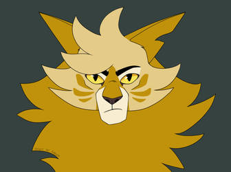 RAIEB: Lionblaze by Spirit-Of-Alaska