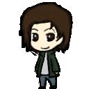 Sam Winchester shimeji by Nomy-chan