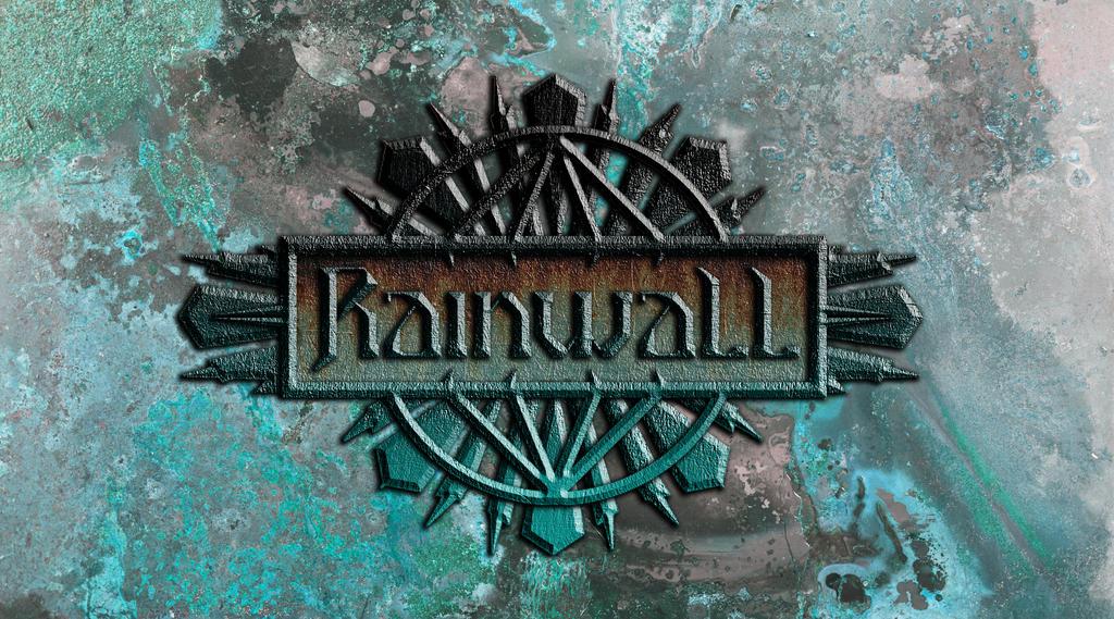 Rainwall-rust-logo by dyler-turden