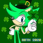 Happy Paddy's Day! - Irish the Hedgehog
