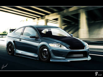 Ford Mondeo by xGrabx