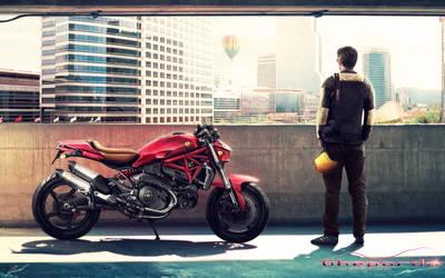 Ferrari Motorcycle1920