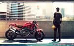 Ferrari Motorcycle1920 by xGrabx