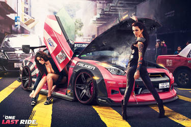 Nissan GTR / One last Ride 2015