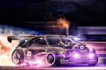 BMW M3 E30 Badass edition by xGrabx