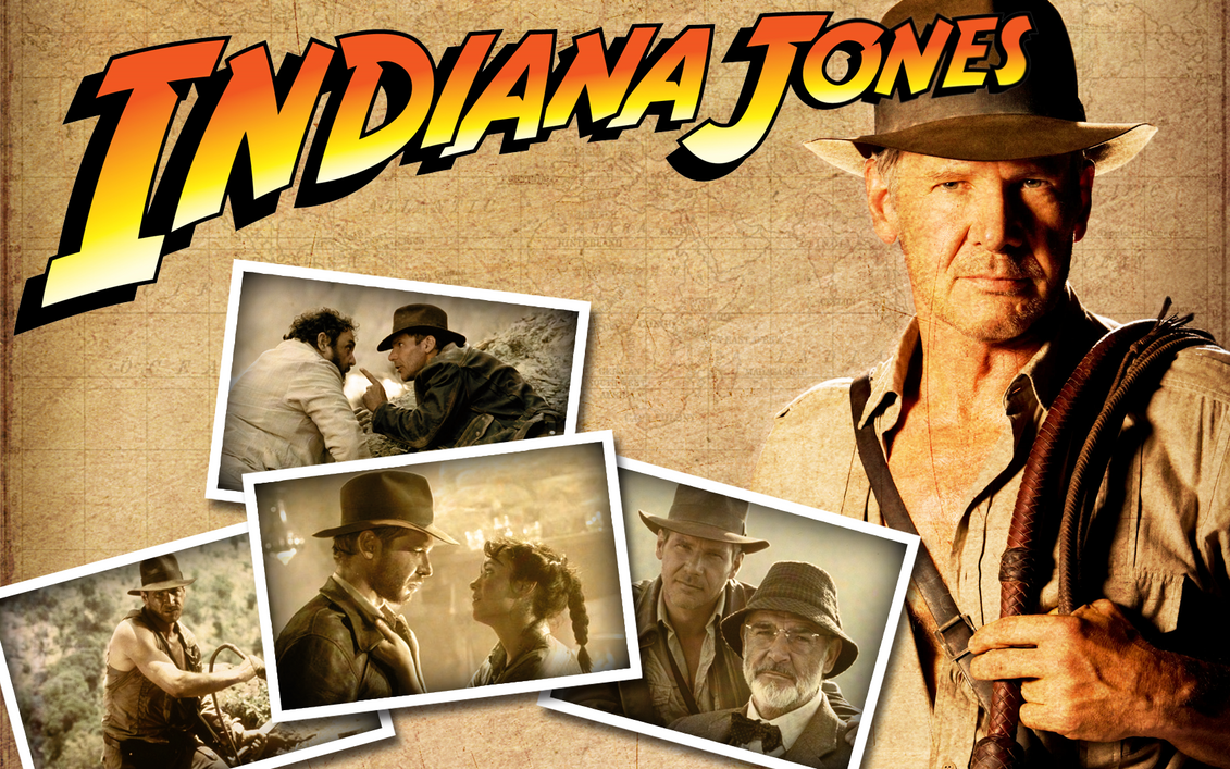 Indiana Jones Wallpaper By TitaniumWarrior