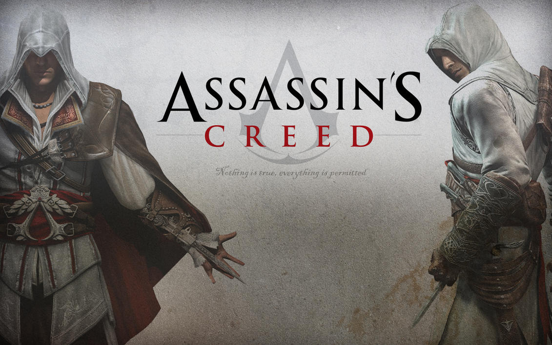 Assassins Creed Wallpaper By TitaniumWarrior