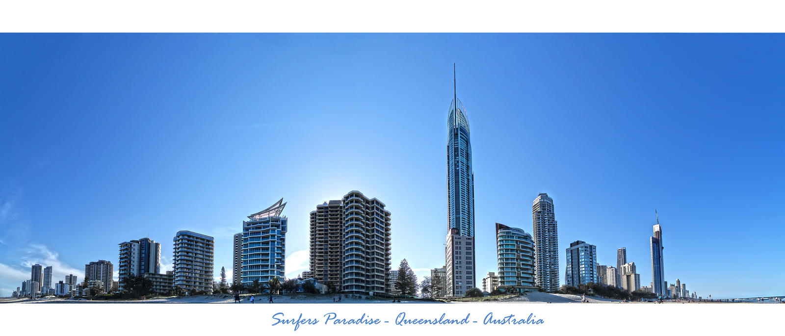 Paradise Word Tumblr Surfers paradise by donnymurph