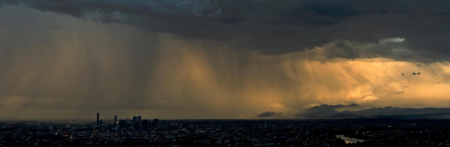 Summer Rain by donnymurph