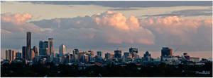 Northern Skyline by donnymurph