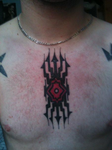 L 39 cie brand tattoo by neosora666 on deviantart for Final fantasy 13 l cie tattoo