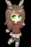 C: Pinku-hime