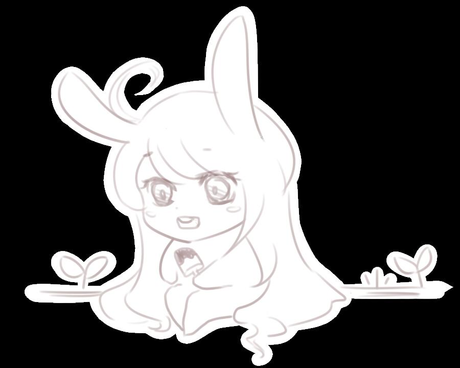 Bunny-chan by fae-ru