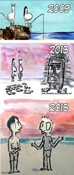 Art jam evolucion