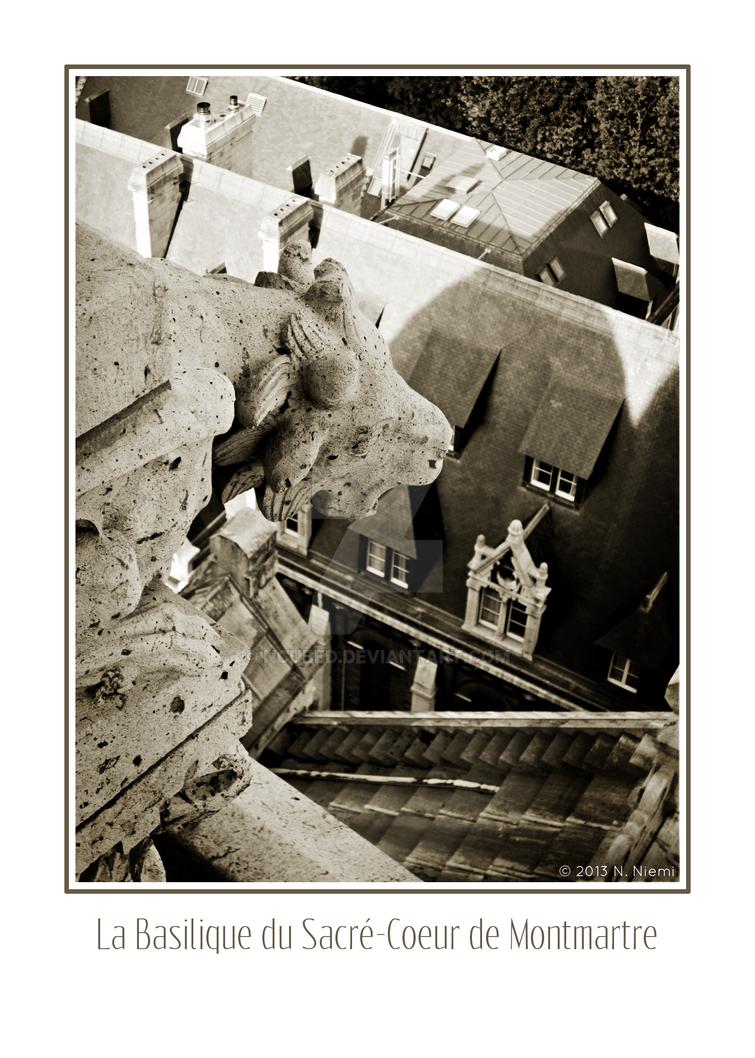 la basilique du sacre coeur de montmartre 13 by ncubed on