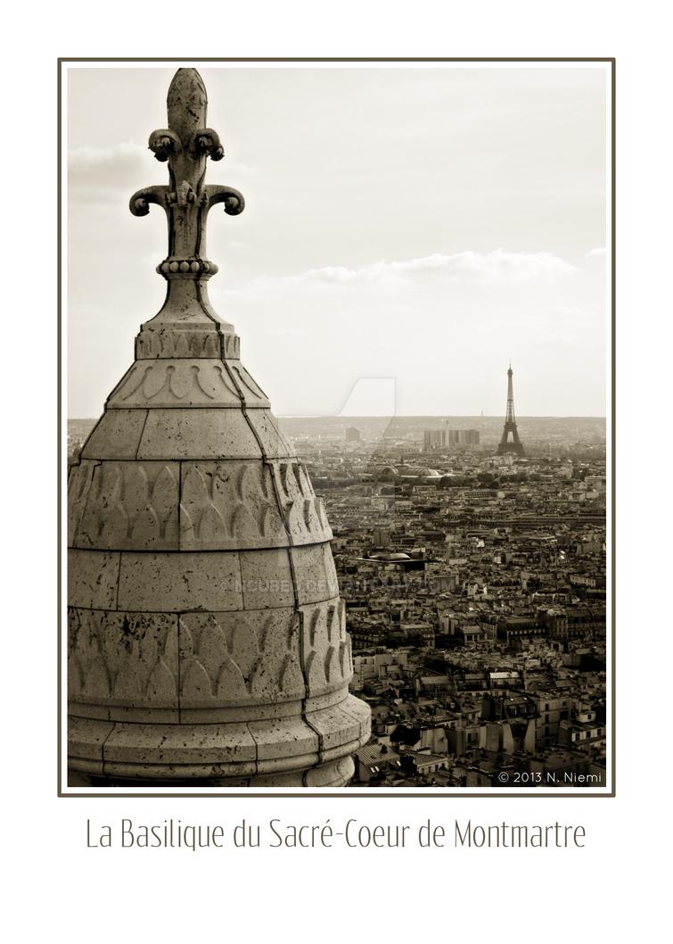 la basilique du sacre coeur de montmartre 23 by ncubed on