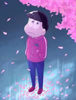 cherry blossoms by Sofiakkuma