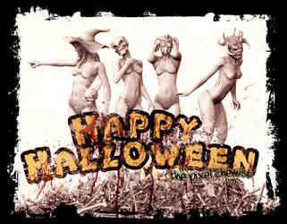 Happy Halloween 2013 by pixelchemist