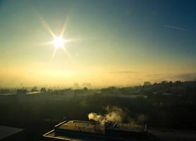 Winter Sun by BinLadin007