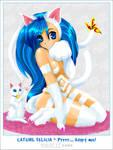 Catgirl Felicia