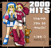 2000 HITS by cloudberry