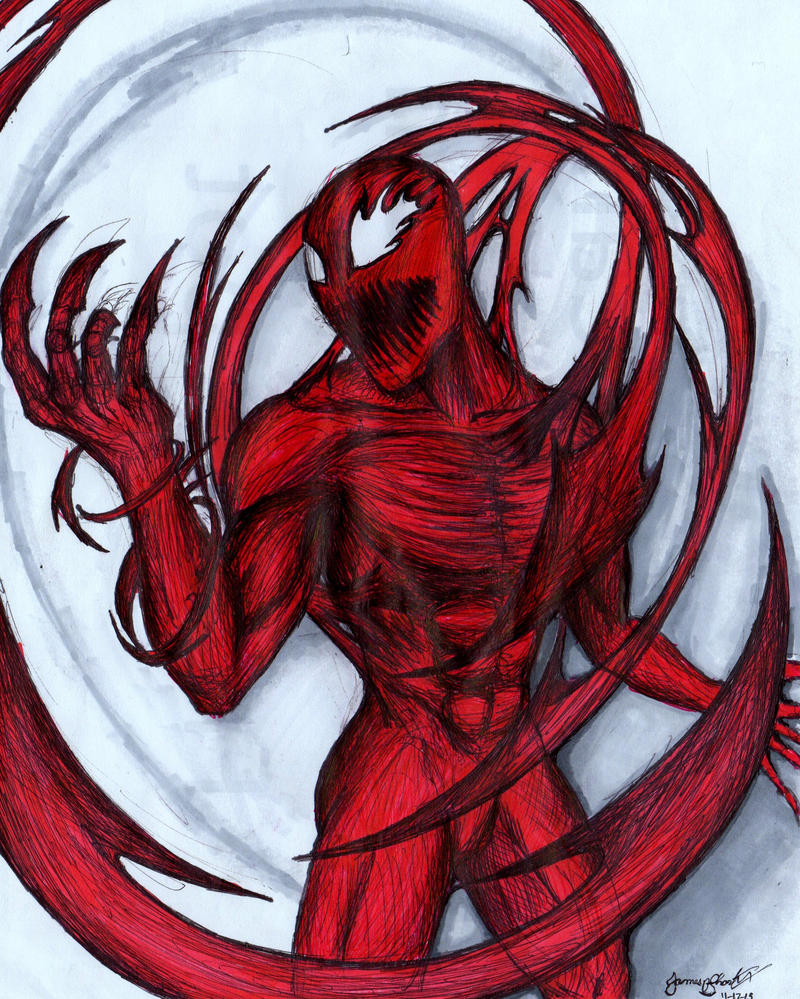Carnage by TheWolfheart89