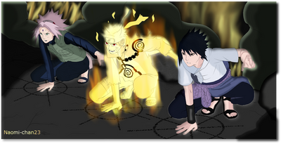 Naruto: Chapter 633 by Nineonme