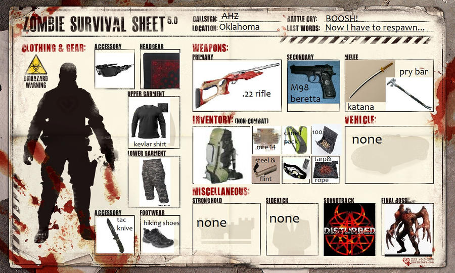 Download PDF The Zombie Survival Guide Free