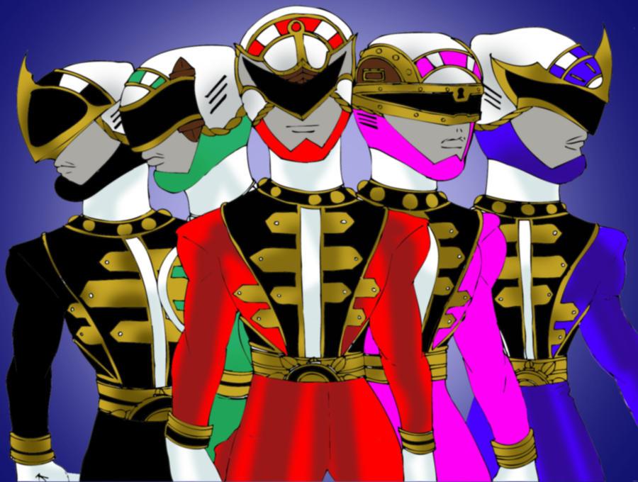 Pirate Sentai by DynamicSavior