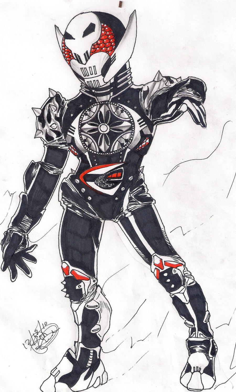 Kamen Rider G-Fire by DynamicSavior