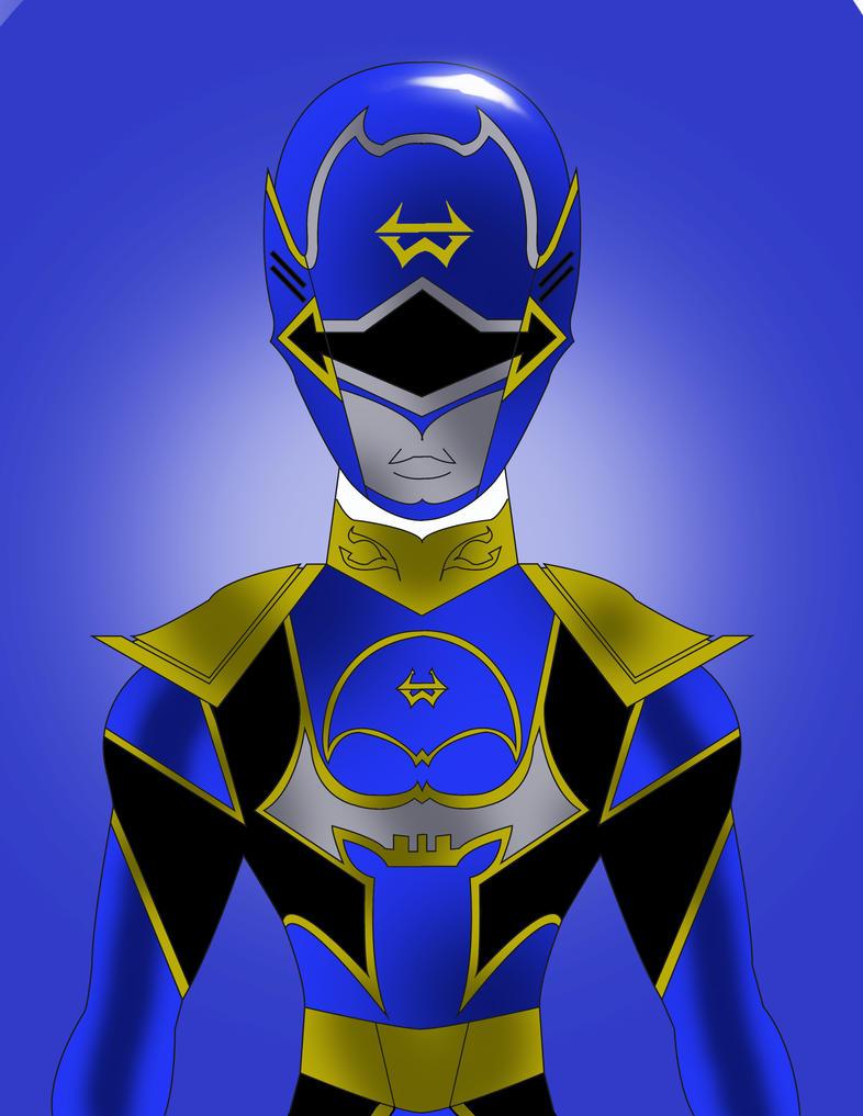 United Warriors Blue Pirate by DynamicSavior
