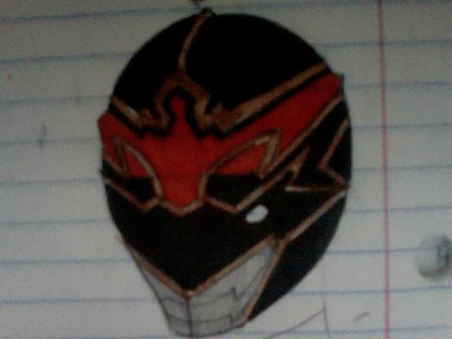 Ronin Black Helmet by DynamicSavior