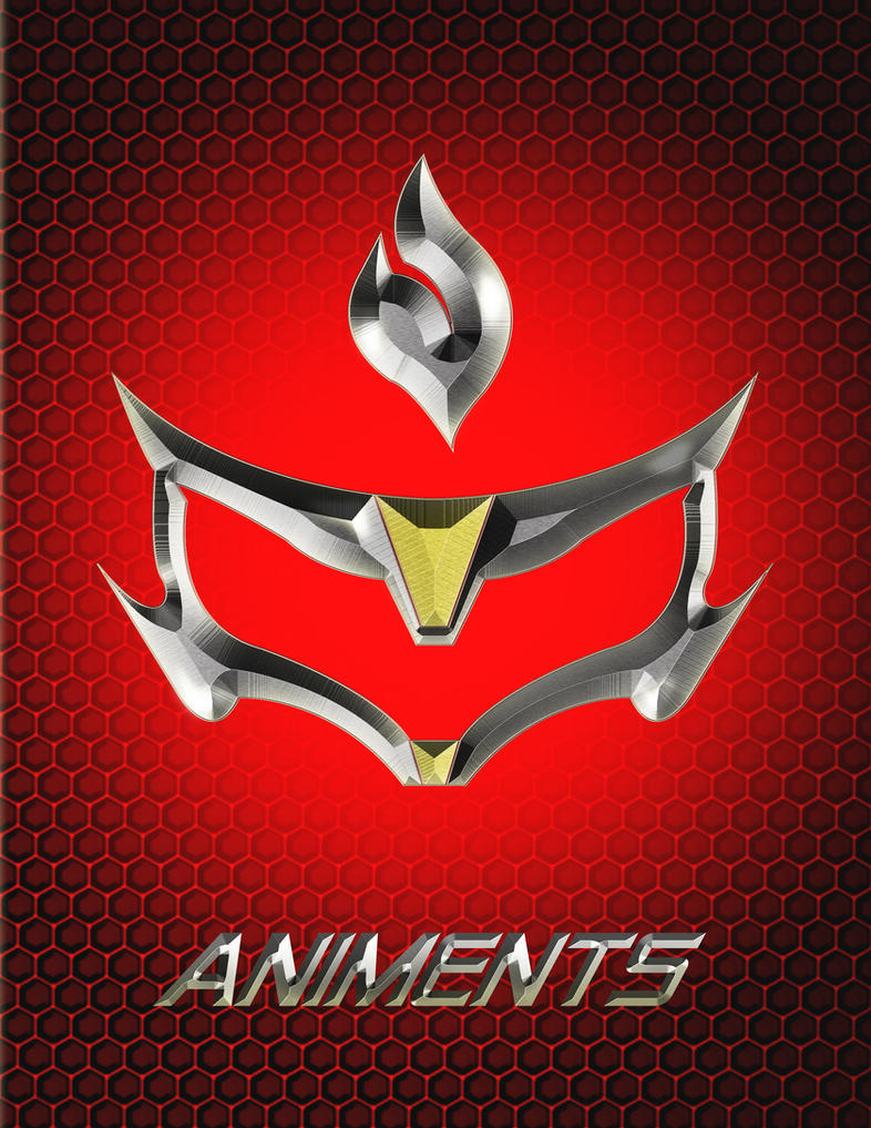 AniMents Red Ranger wallpaper by DynamicSavior