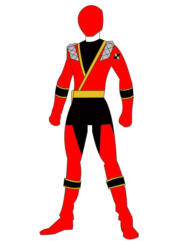 Budd20 Red Ninja 2nd draft by DynamicSavior