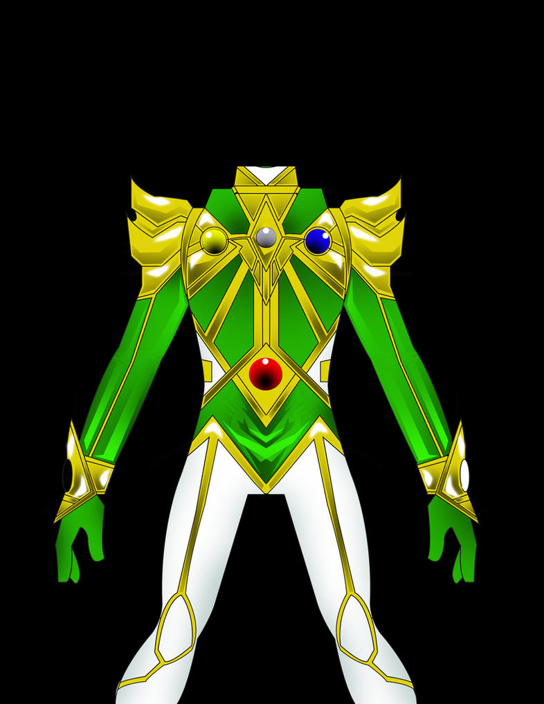 HarlenGreen SUIT smaller by DynamicSavior