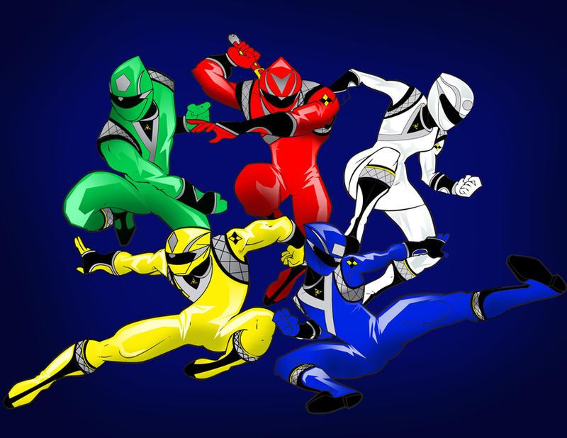 Budd20 Ninja Team by DynamicSavior