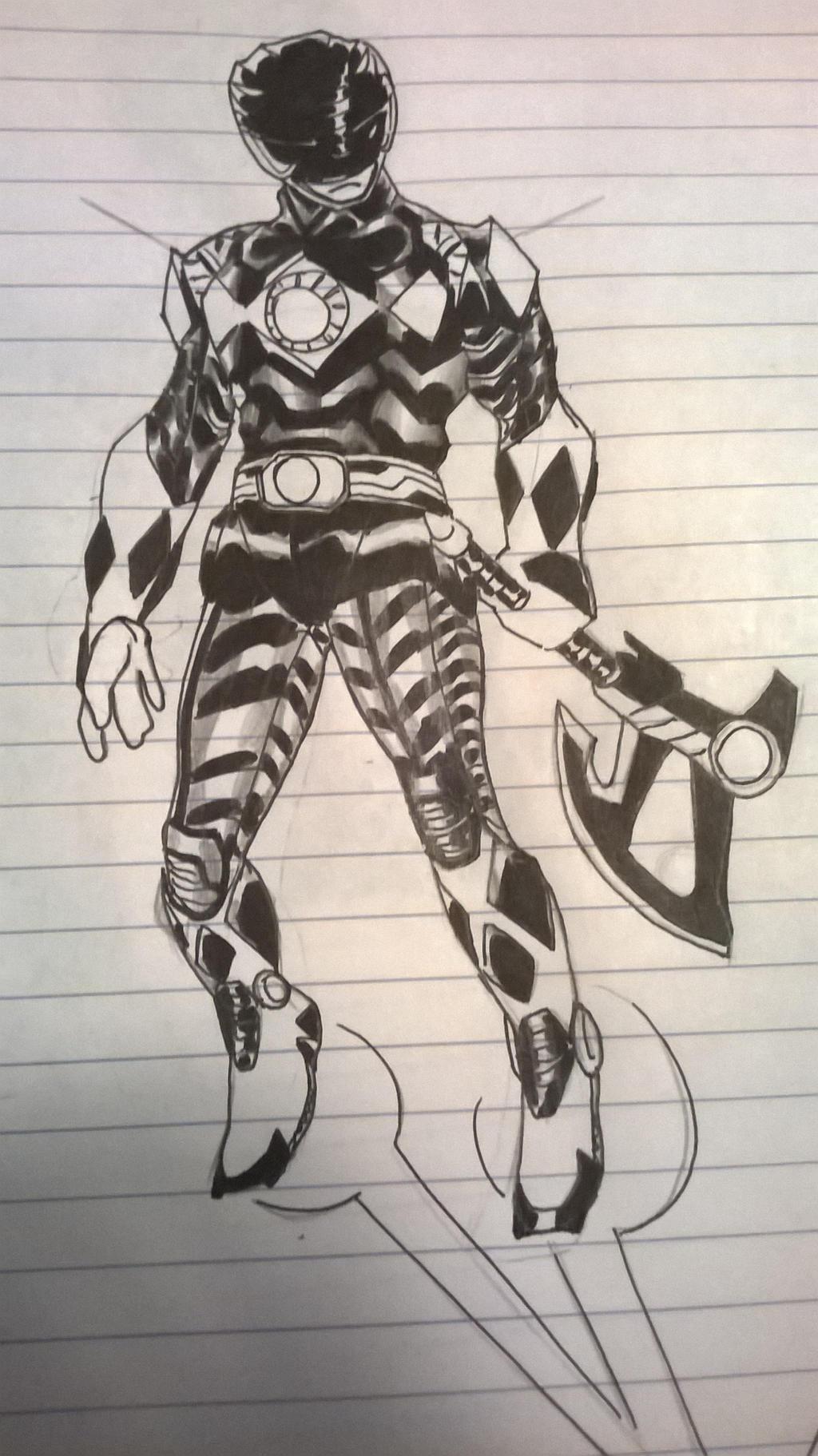 DA armor, version 3 by DynamicSavior