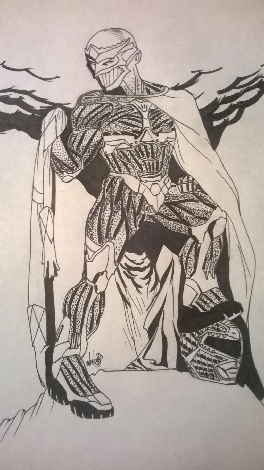 Master Zedd by DynamicSavior