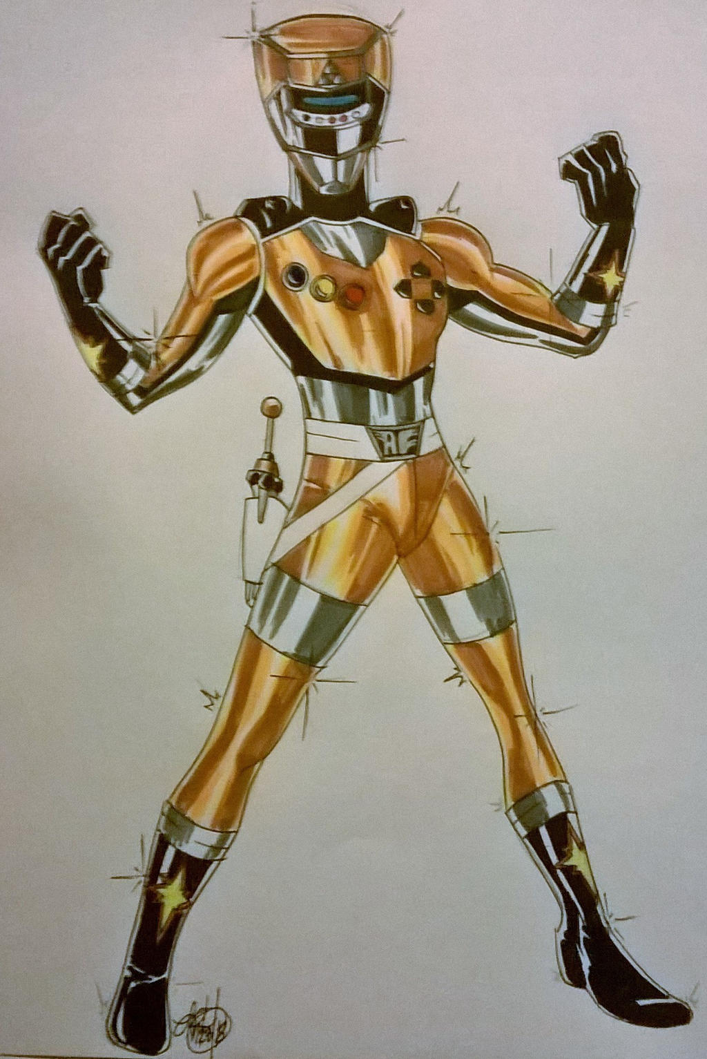 AF Gold by DynamicSavior