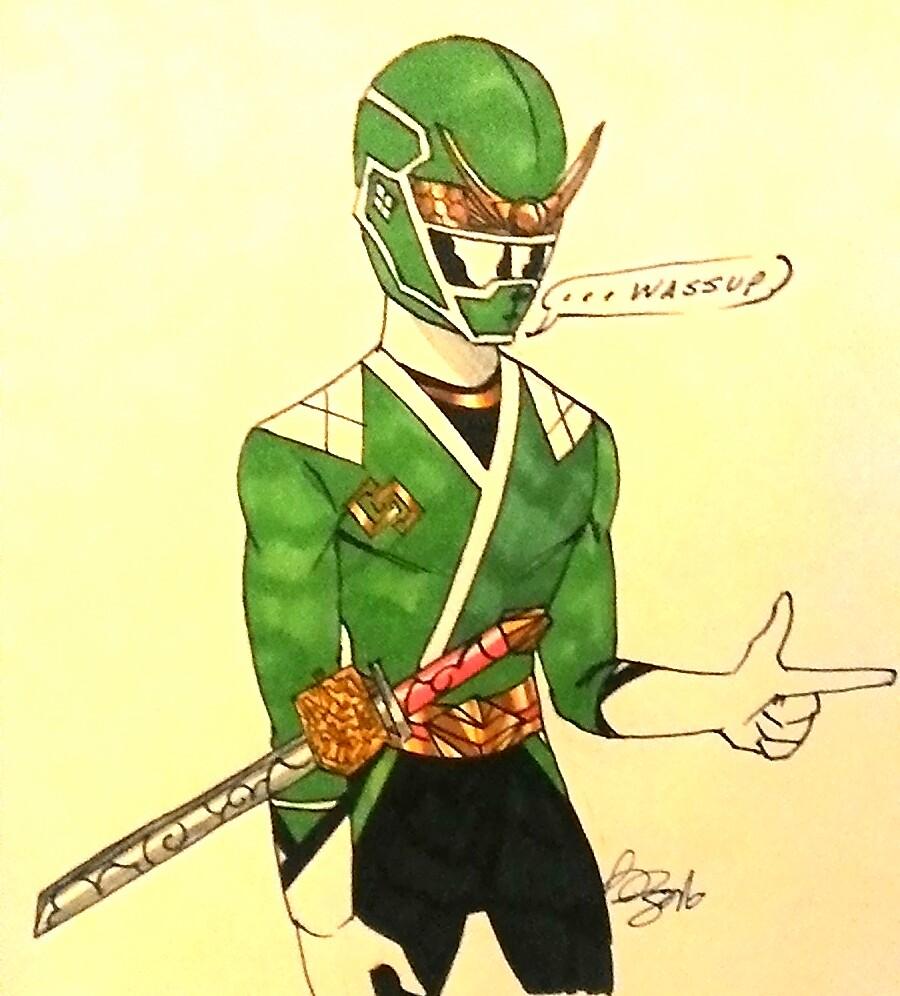 Samurai concept yo by DynamicSavior