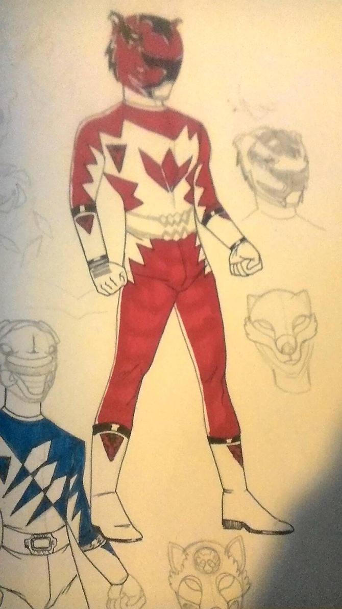 Animal Sentai concept II by DynamicSavior