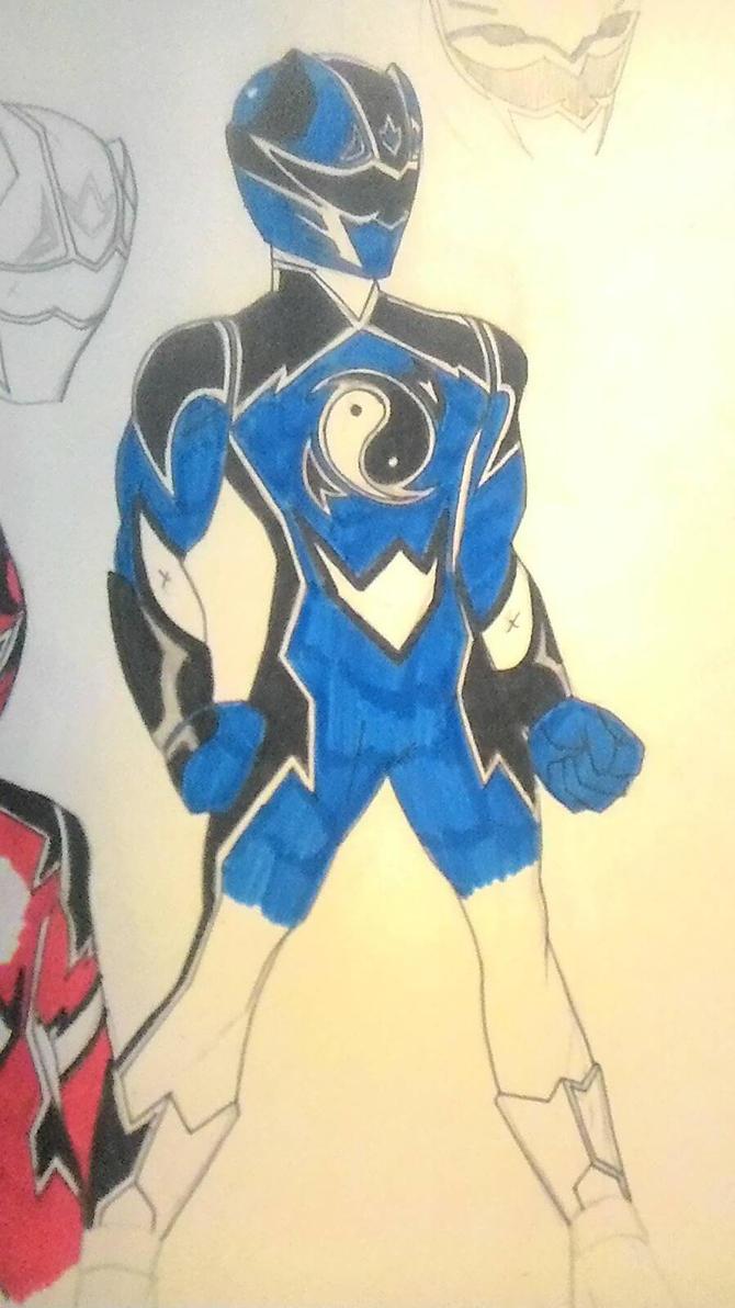 Shaolin Fury original design by DynamicSavior