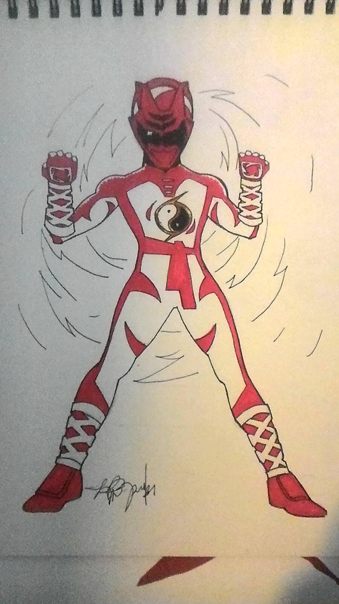 Geki Shaolin Waza!! by DynamicSavior