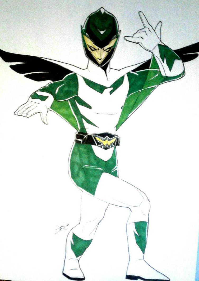 Avian Ranger concept  by DynamicSavior