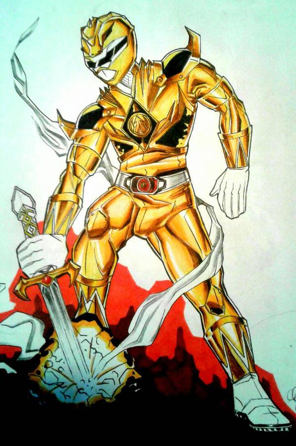 Drakkon Gold by DynamicSavior