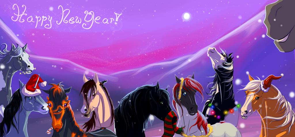 Happy New Year! by xDjurax