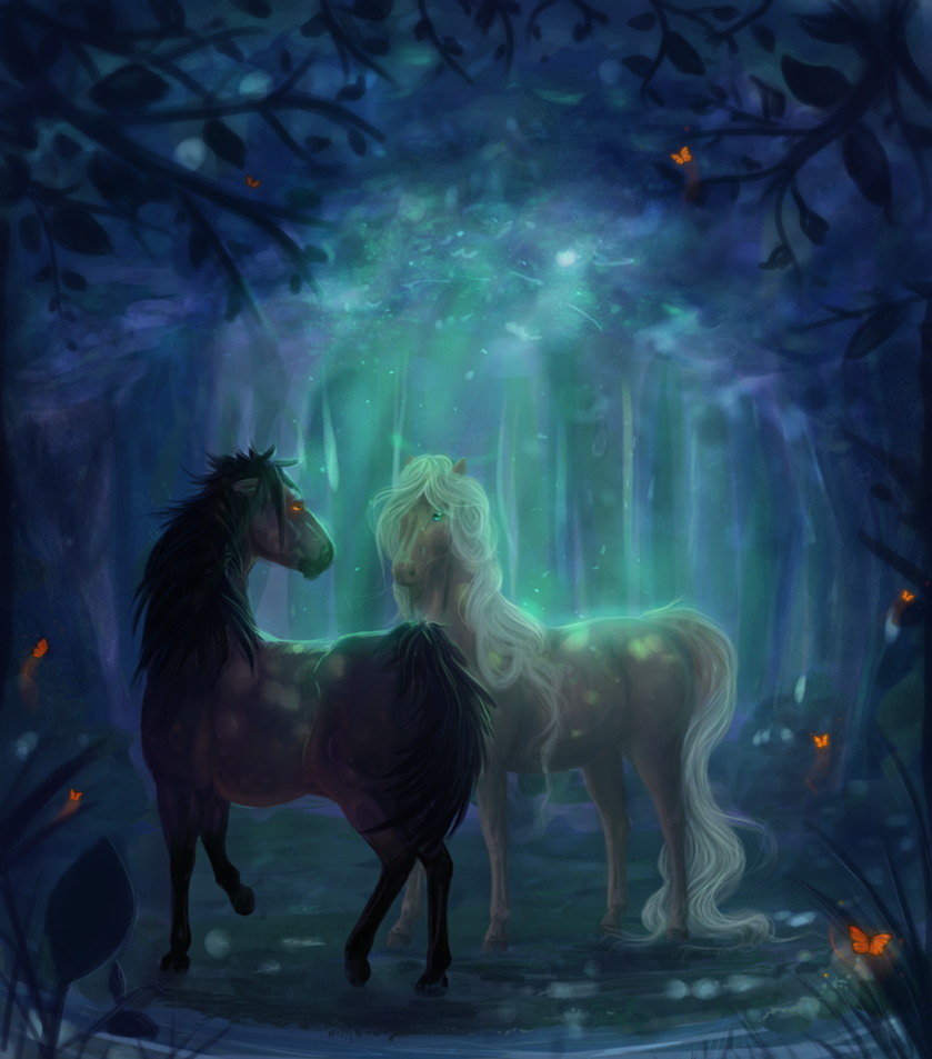 Song of the Wood by xDjurax