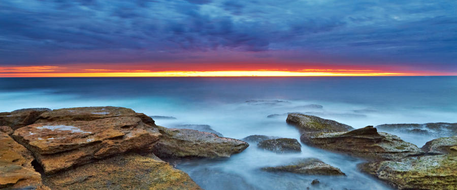 Silky Dawn by MarkLucey