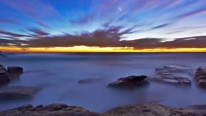 Glutinous  Rocks - Little Bay